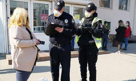 14 січня діють штрафи для бізнесу за відсутність масок у клієнтів