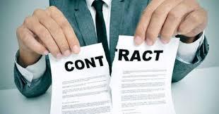 Якщо договір укладений через суд, чи обов'язково викладати у формі єдиного документа підписаного сторонами